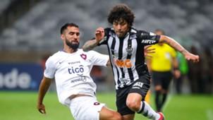 Luan Atlético-MG Cerro Porteno Copa Libertadores 06032019