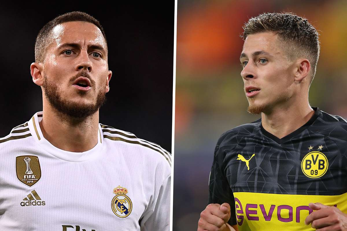 Could Thorgan Hazard prove to be a better value signing than ...