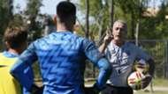 Alfaro Boca Pretemporada 2019