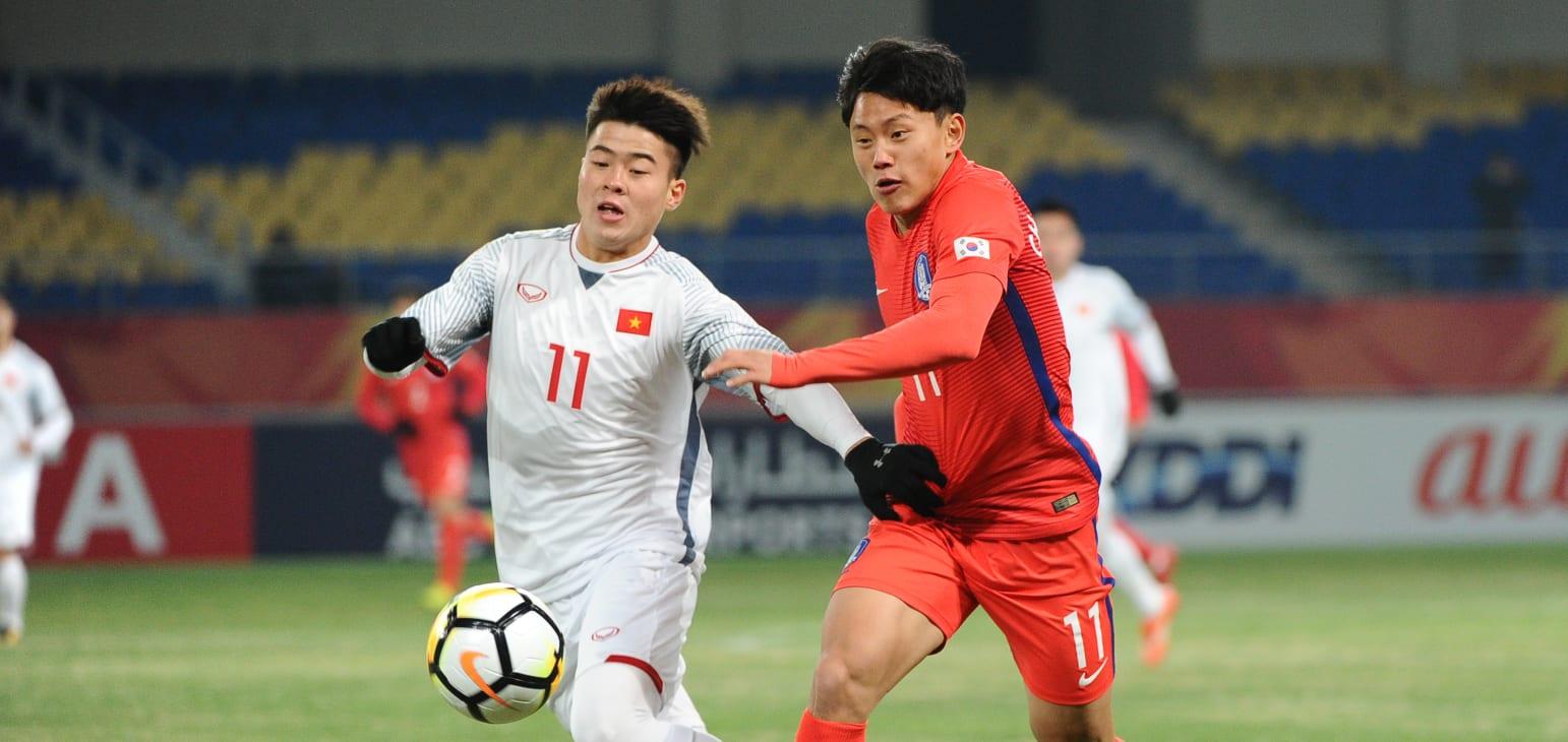 U23 Việt Nam U23 Nhật Bản VCK U23 châu Á 2018