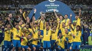 Brasil campeão Copa America 07072019