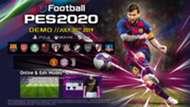 PES 2020 demo