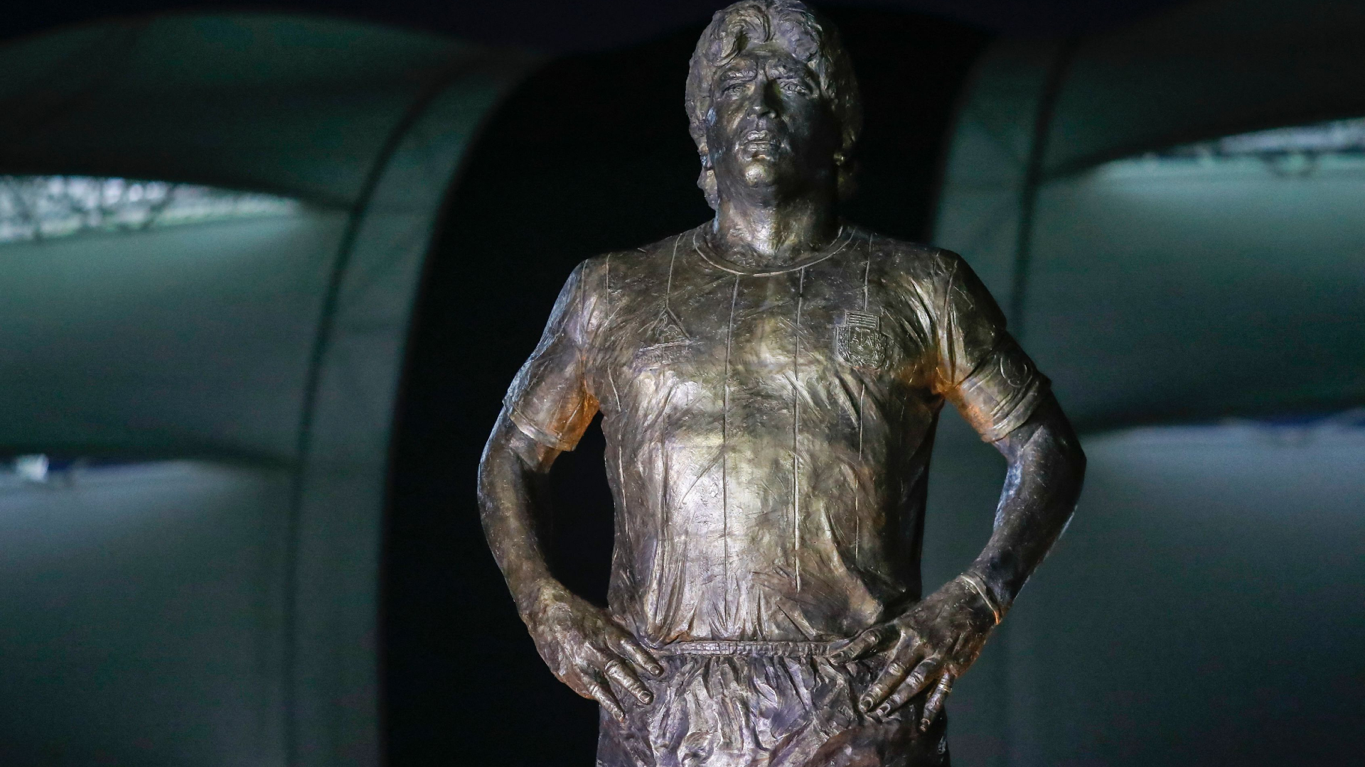 Argentina honour Maradona with statue before World Cup qualifier vs Chile