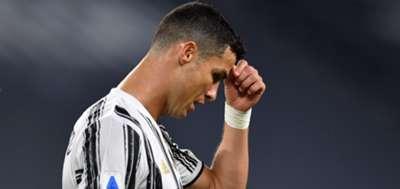 Cristiano Ronaldo Juventus vs. AC Milan 05/09/21