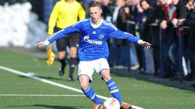 GERMANY ONLY Maurice Neubauer Schalke 04 U17
