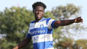 Gilbert Fiamenyo of AFC Leopards.