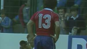 Chile Mundial españa 1982