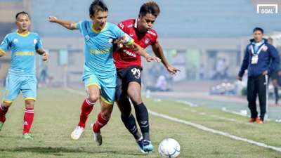 Sanna Khánh Hoà BVN Muangthong United Mekong Cup 2017