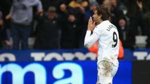 Fernando Llorente Swansea Burnley Premier League 04032017