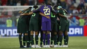 Croatia vs. Nigeria