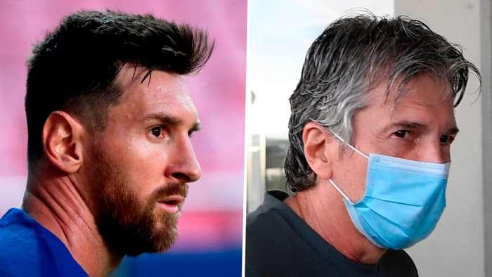 Lionel Messi Jorge Messi