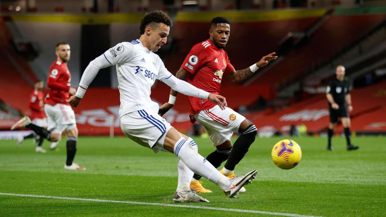 Rodrigo Fred Manchester United Leeds 2020-21