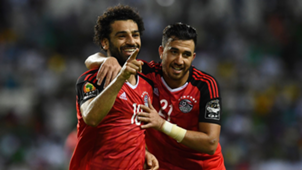 Mohamed Salah Egypt Africa Cup of Nations 2017