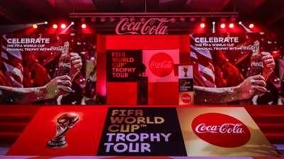 Coca Cola Trophy Tour Phuket