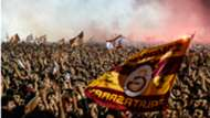 Galatasaray Fans Celebration