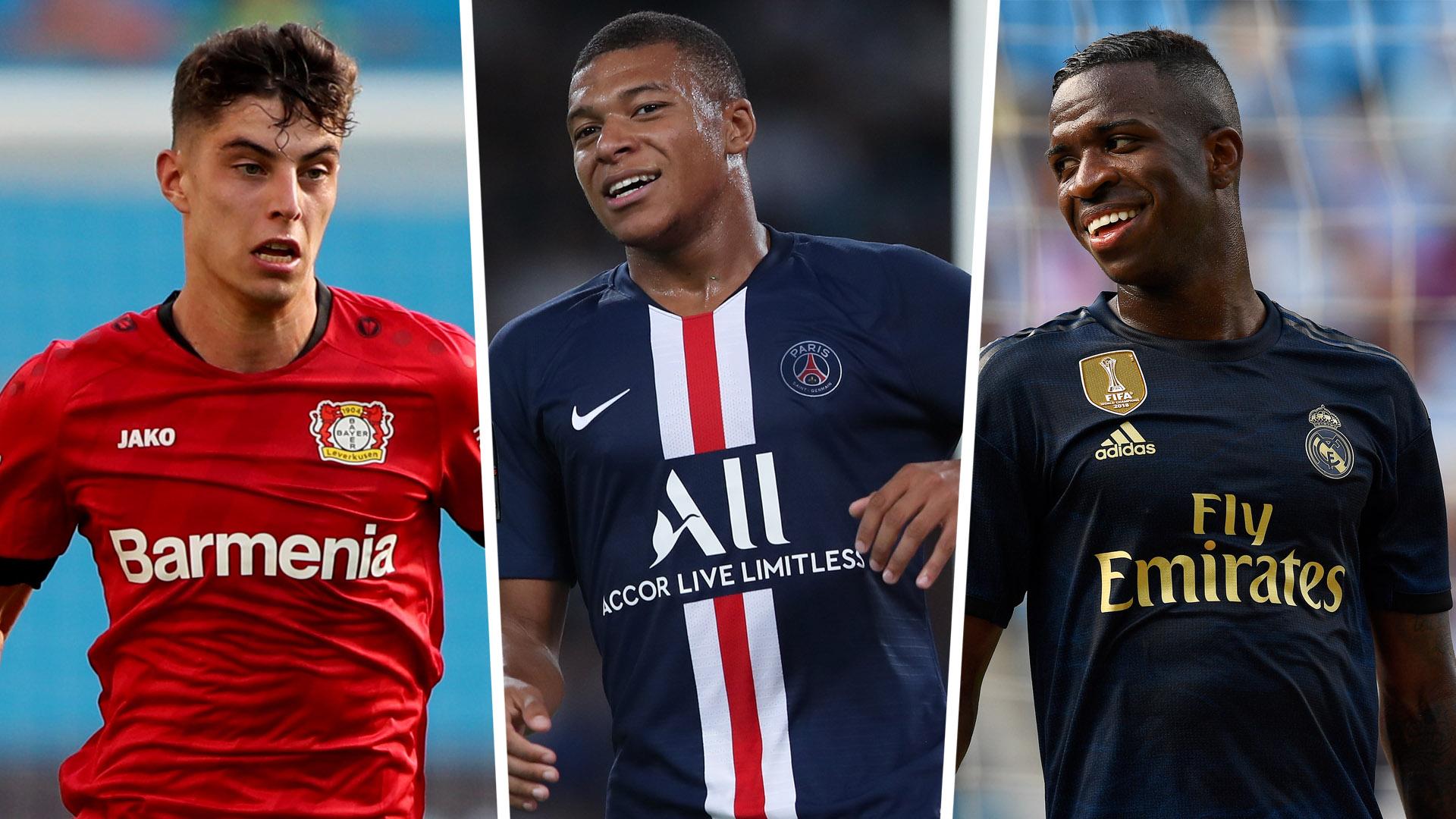 Fifa 20 Best Young Players Career Mode S Top Strikers Midfielders Defenders And Goalkeepers Goal Com