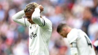 Mariano Diaz, Sergio Ramos, Real Madrid