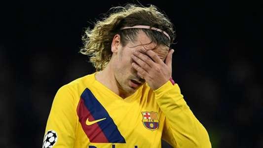 (Tin Barca) Griezmann dính chấn thương, đối diện nguy cơ nghỉ hết mùa | Goal.com