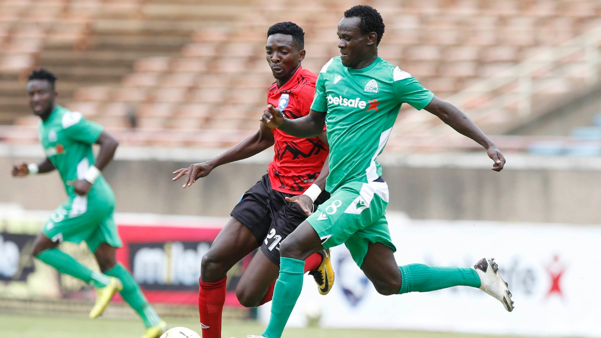 Mashemeji Derby: Sserunkuma brace and memorable moments in AFC Leopards, Gor Mahia meetings