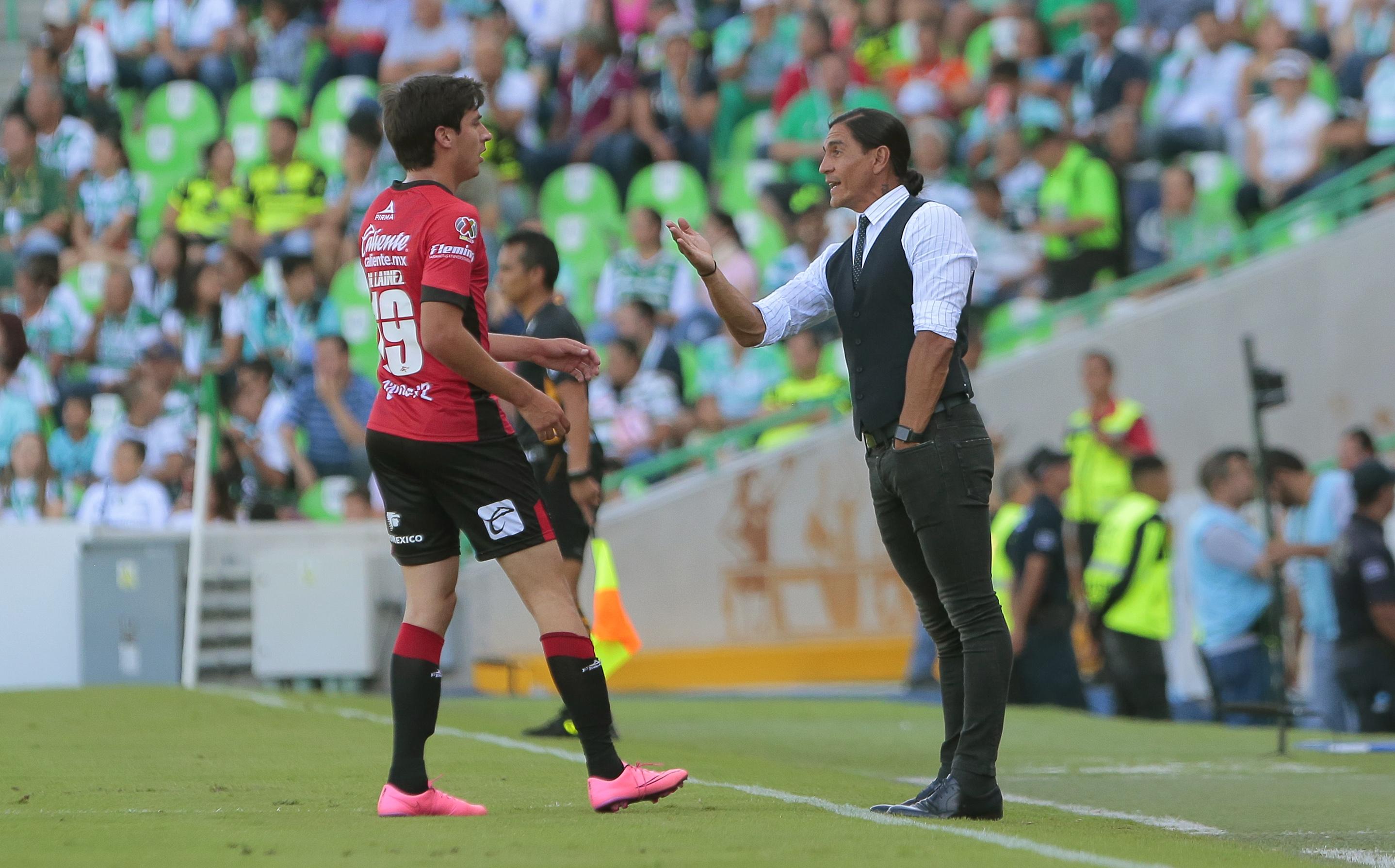 Mauro Lainez Lobos BUAP Liga MX
