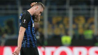 Milan Skriniar Inter Milan Europa League 2019