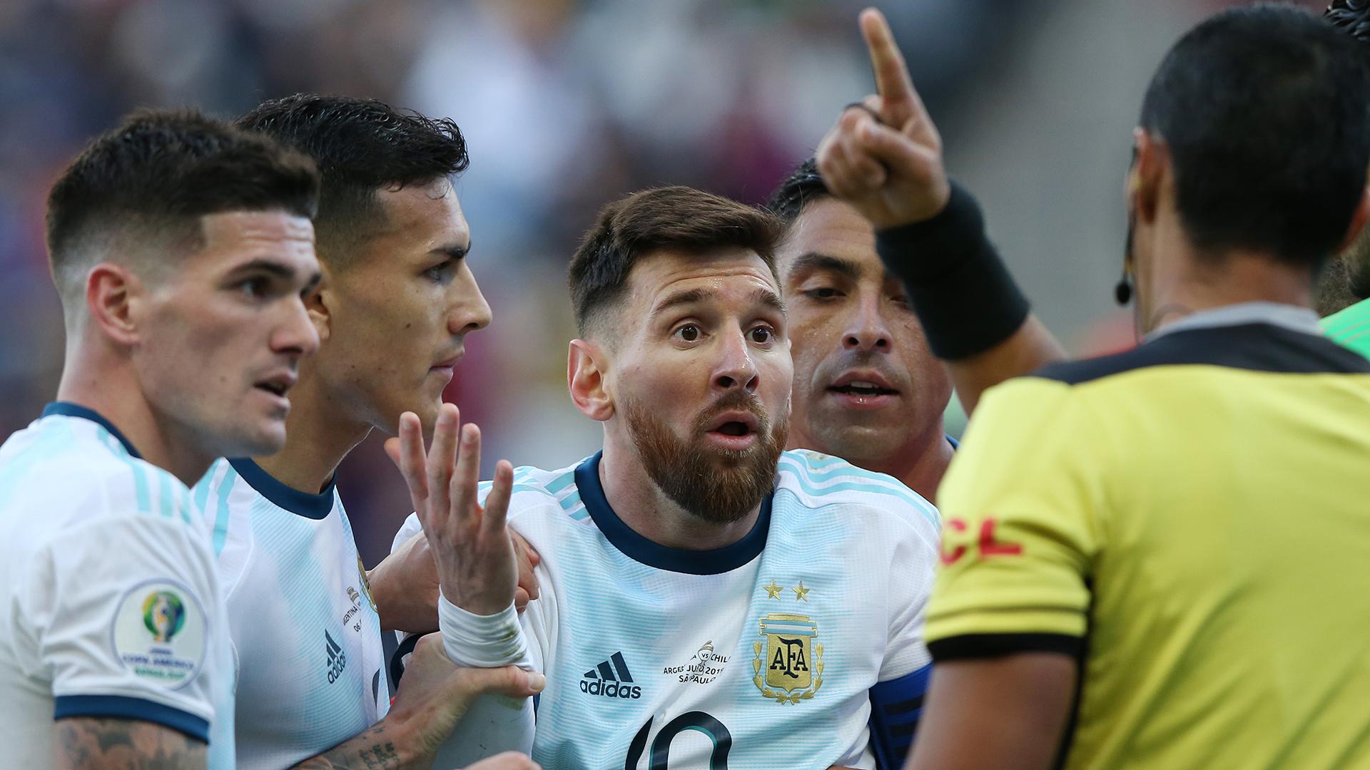 Will Lionel Messi play at Copa America 2021?
