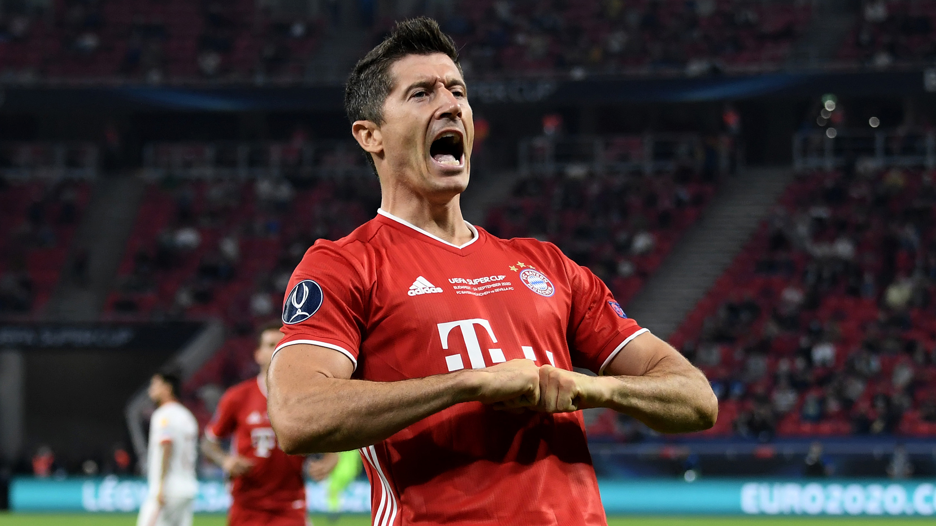 Mancini: It's a pity we never got to see Lewandowski playing in Serie A