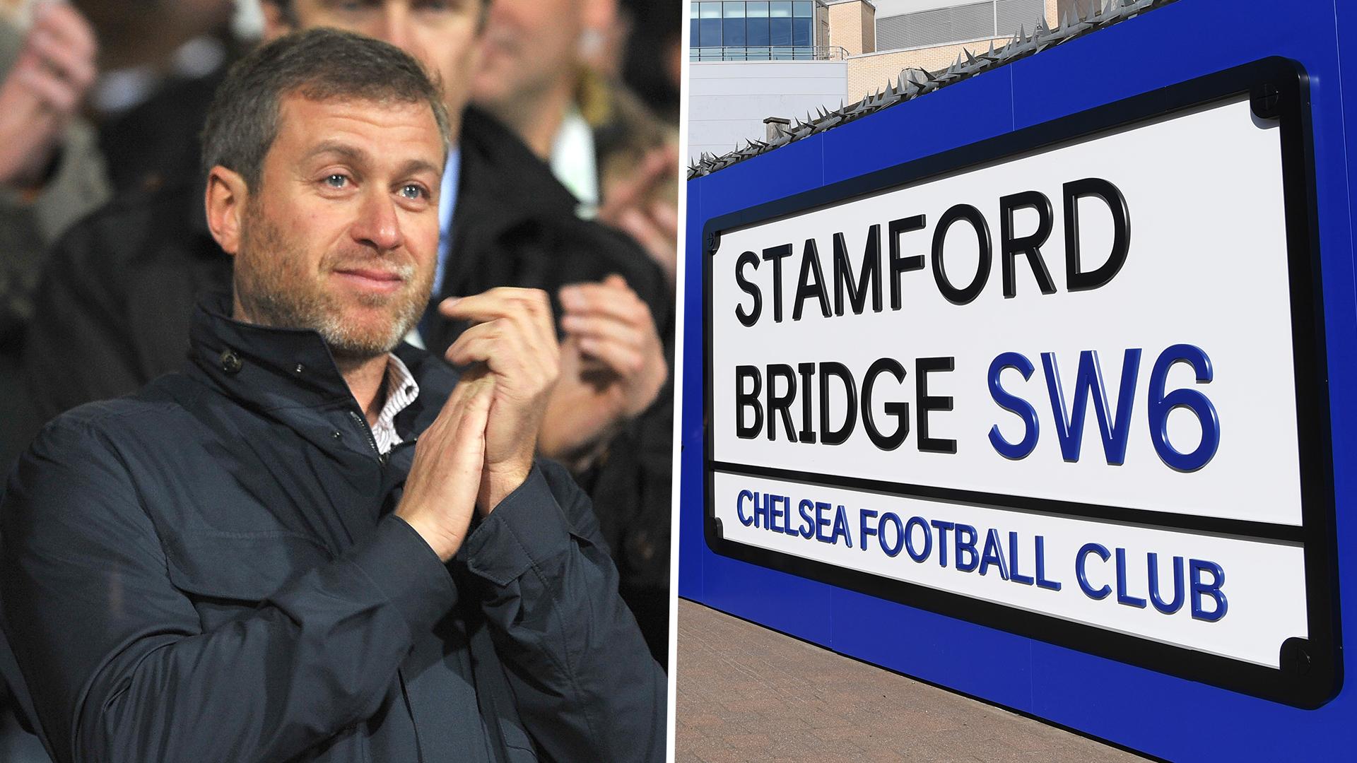 Roman Abramovic, Stamford Bridge split