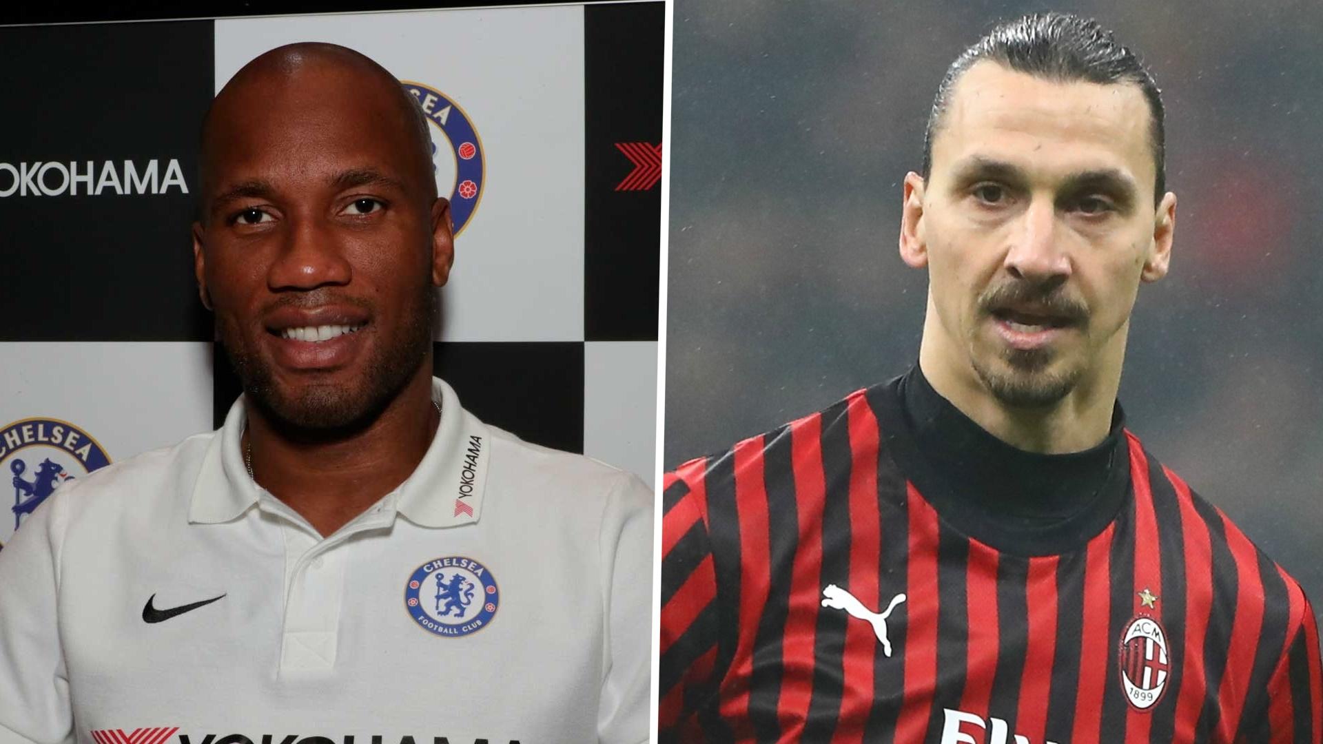 Didier Drogba vs Zlatan Ibrahimovic: Who was the greater player?