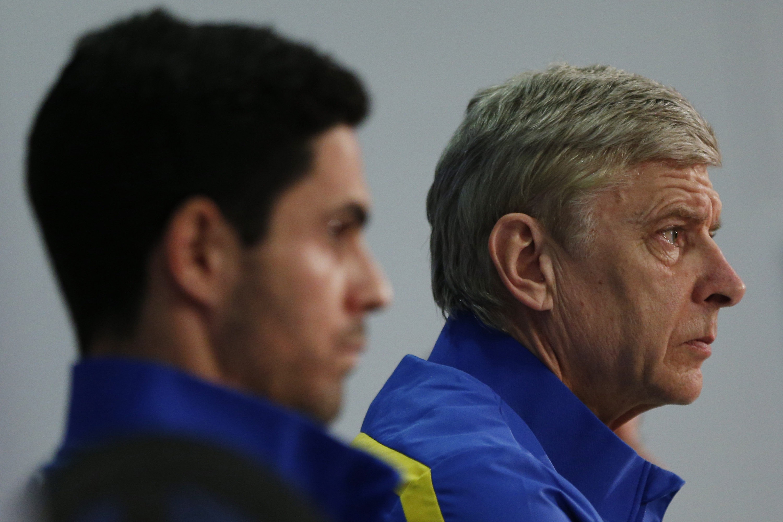 Man City a donné son feu vert pour Mikel Arteta — Arsenal