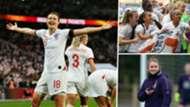 England Women composite