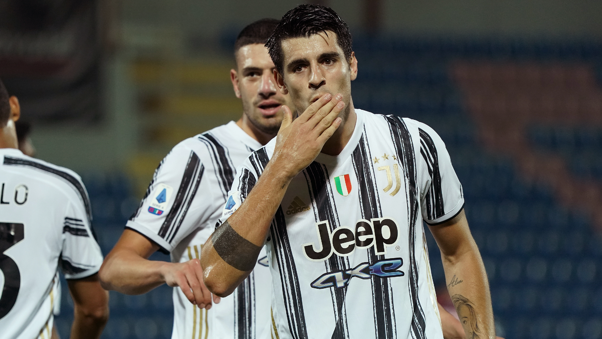 Juventus match-winner Morata can be one of the world's best strikers, says Pirlo