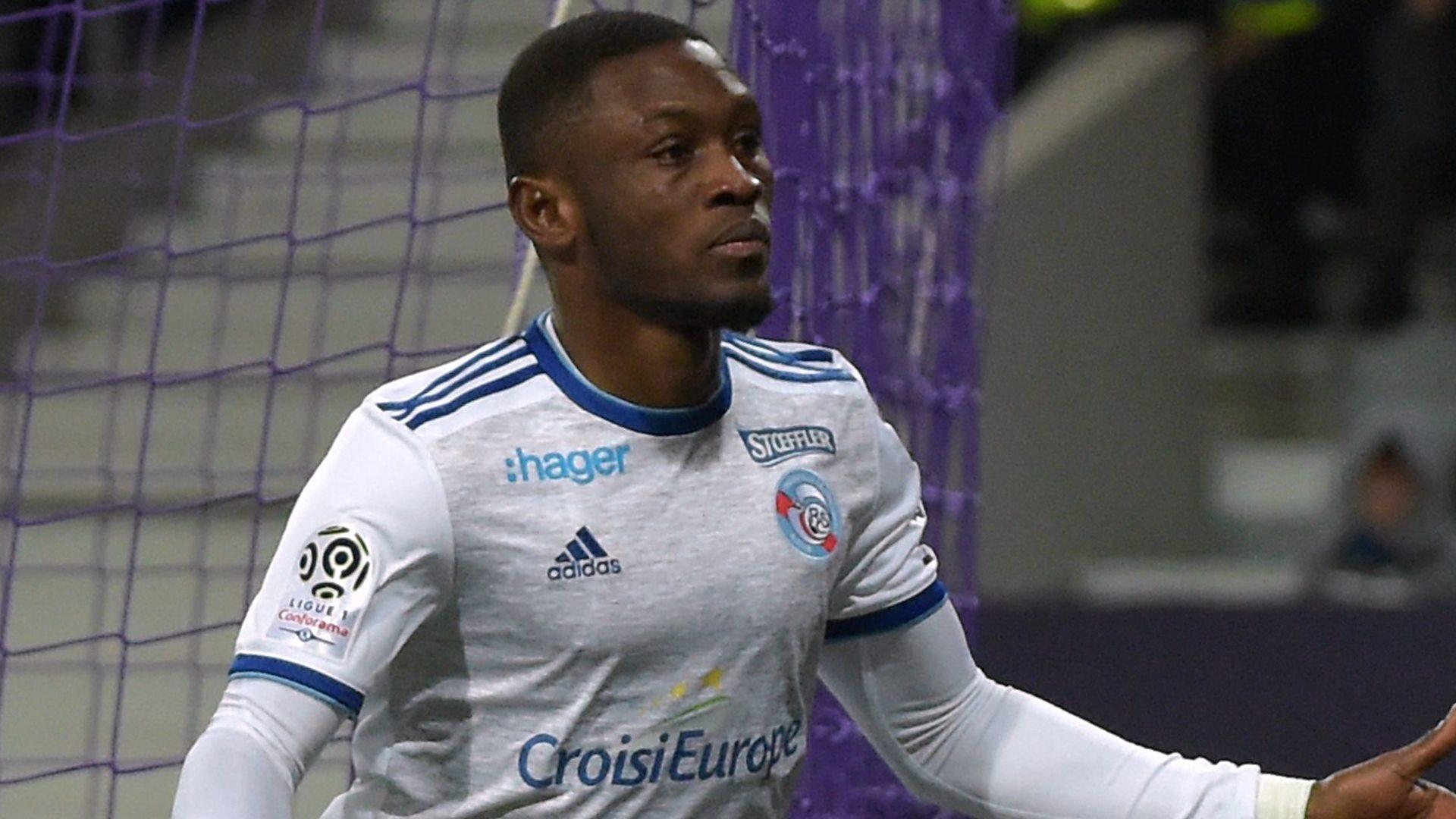 Ghana striker Waris earns award at French club Strasbourg