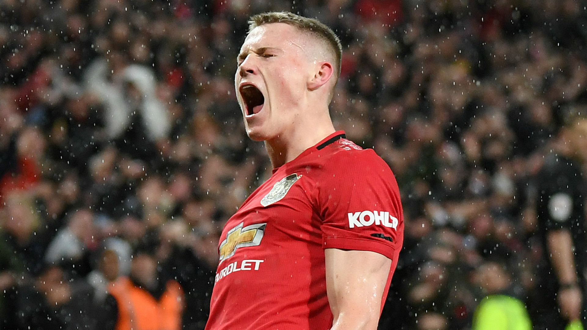 Man Utd Star Mctominay Embraces Short Break In Disrupted Summer As He Prepares For Scotland Duty In Nations League Goal Com