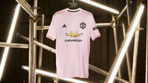 Manchester United away kit 2018-19