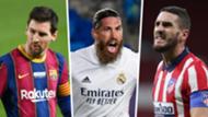 Messi Ramos Koke