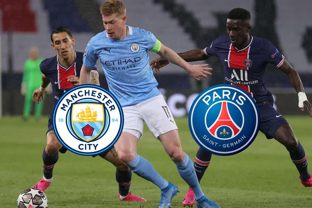 Wer zeigt / überträgt Manchester City - PSG (Paris-Saint Germain) heute  live im TV und LIVE-STREAM? Die Übertragung der Champions League