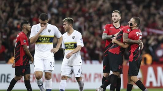Boca Athletico Paranaense Copa Libertadores Grupo G Fecha 3