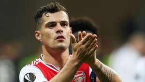 Xhaka backed as new Arsenal captain by Sokratis
