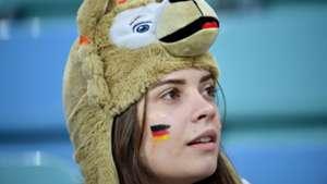美女サポワールドカップ_ドイツvsスウェーデン_ドイツ1
