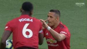 Sanchez Pogba penalty