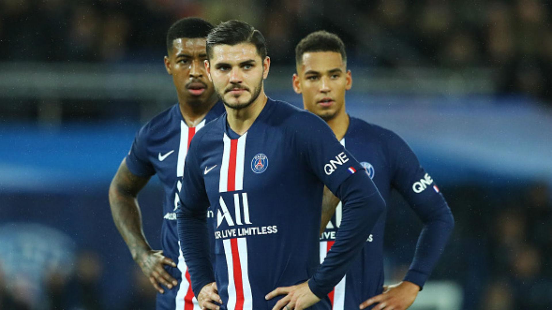 Stats - PSG-Lyon (4-2) : aucun tir pour Mauro Icardi dimanche soir !