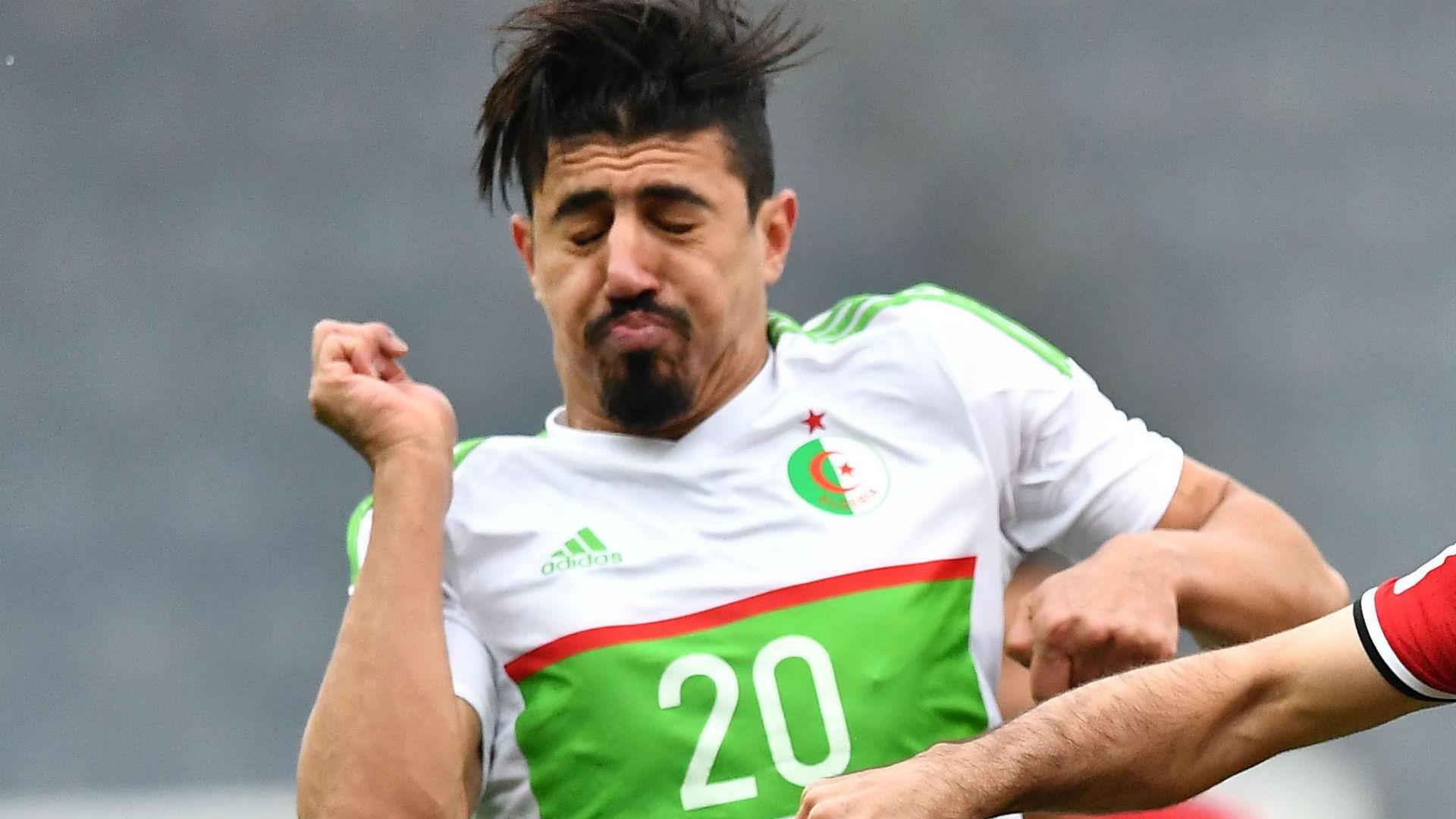Baghdad Bounedjah beats Mahrez, Brahimi to 2018 Algerian Player of the Year  award