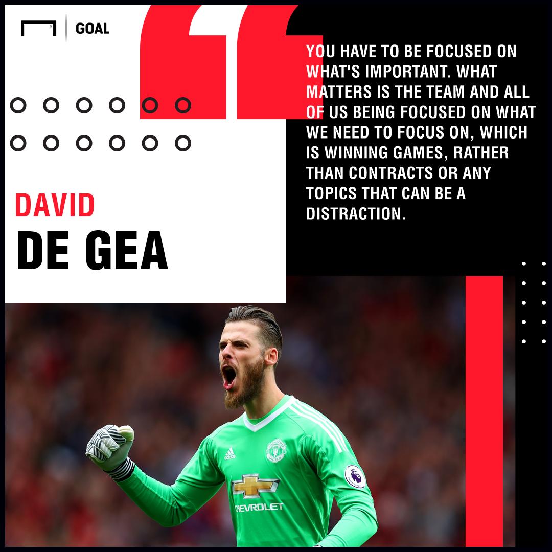 Will David De Gea Sign A New Man Utd Contract Goalkeeper At A Crossroads Amid Juventus And Psg Transfer Talk Goal Com