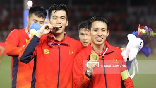 U22 Việt Nam nhận 'cơn mưa' tiền thưởng sau khi mang về tấm HCV SEA Games 30 | Goal.com