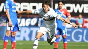 Angel Romero San Lorenzo Union Superliga 31082019