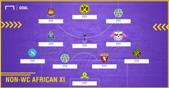 Non-WC African XI mystery