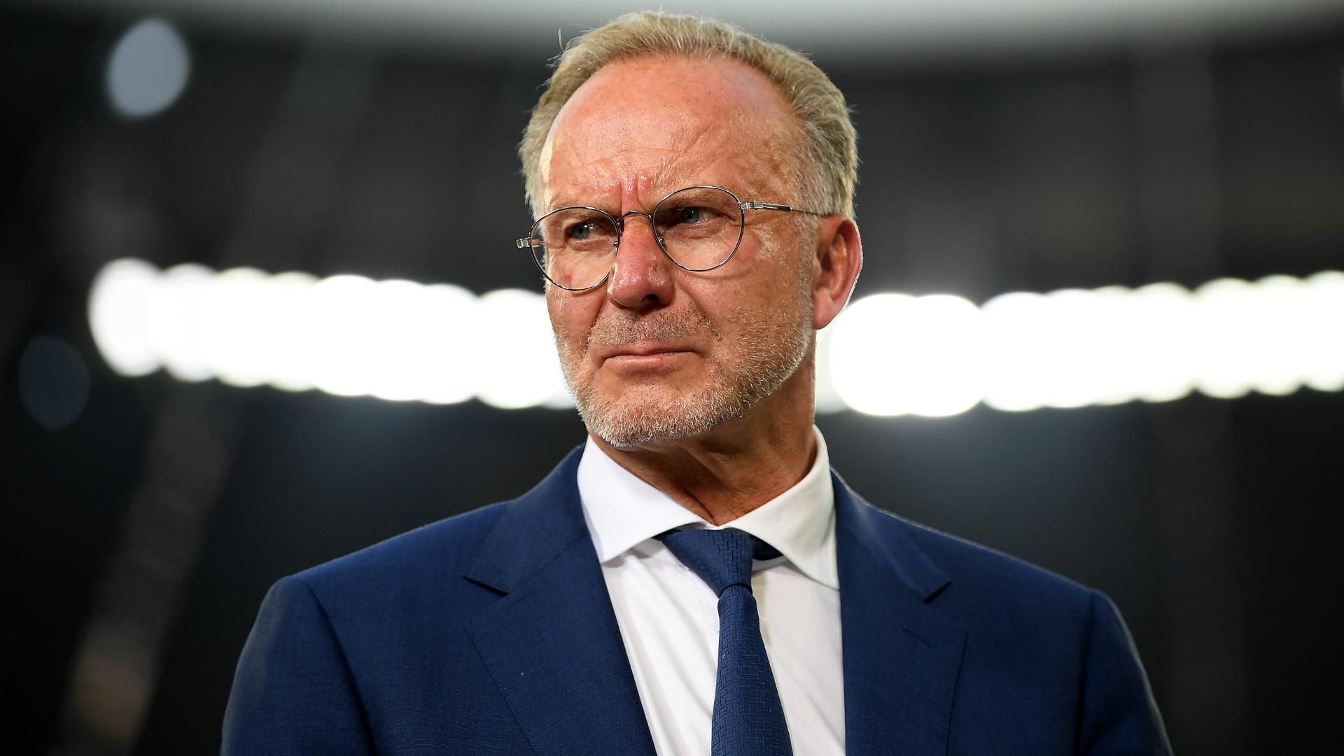 Le mercato du Bayern Munich est terminé selon Rummenigge