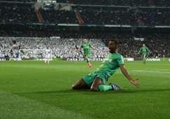 Alexander Isak Real Madrid Real Sociedad Copa del Rey 2020
