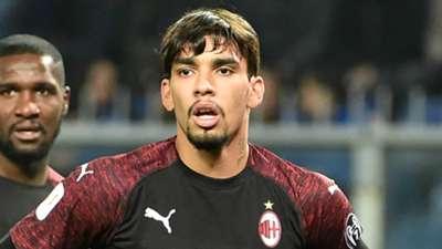 Lucas Paqueta AC Milan 2018-19